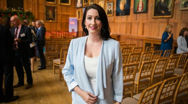 Party stance: Emma Little Pengelly
