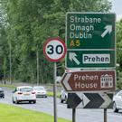 The plan to dual the road between Derry and Aughnacloy has been delayed for 10 years