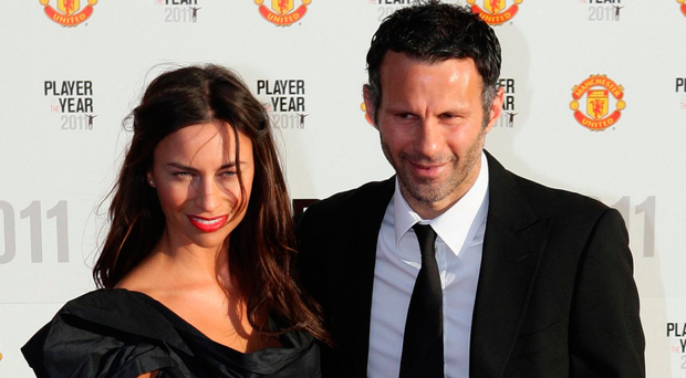 Split of Ryan Giggs and his estranged wife Stacey was confirmed yesterday