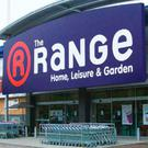 Belfast store: The Range