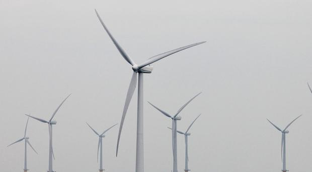 Wind farm duo bought for £105m