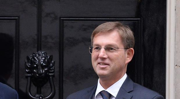 Miro Cerar dashed British hopes of beginning trade talks as soon as possible