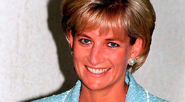 Film subject: Princess Diana