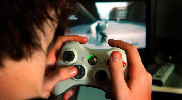Online gaming can pose a threat