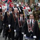Upwards of 17,000 members of the Royal Black Institution will be on parade at six locations across Northern Ireland for the traditional 'Last Saturday' demonstrations this weekend
