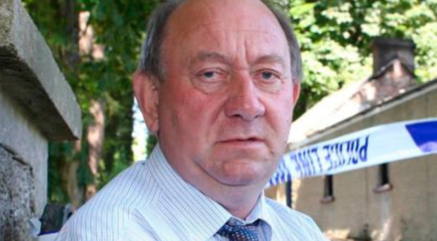 Anger: William Irwin MLA