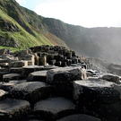 The Giant's Causeway has topped a newspaper poll of most overrated attractions