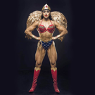 Kerry Green as Wonder Woman