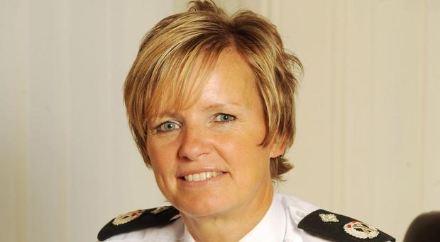 Judith Gillespie spent more than three decades with the Police Service of Northern Ireland