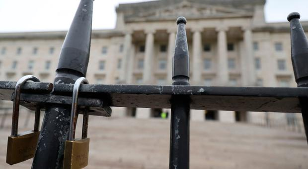 With little happening at Stormont it could become a pub, one Belfast man has suggested.