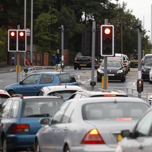New traffic lights at Kennedy Way have angered some drivers