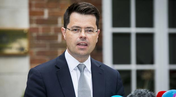 Northern Ireland Secretary James Brokenshire has warned he may have to legislate for a Stormont budget if the deadlock continues