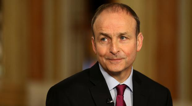Micheal Martin warned that if the region is to break out of a cycle of low incomes and poverty it needs a new economic model
