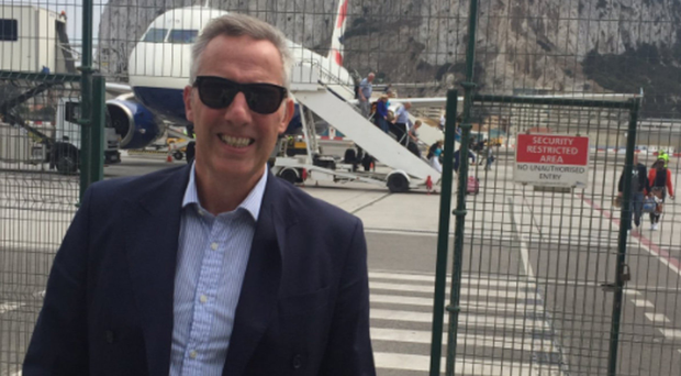 DUP\'s Ian Paisley in Gibraltar as watchdog mulls Sri Lanka claims
