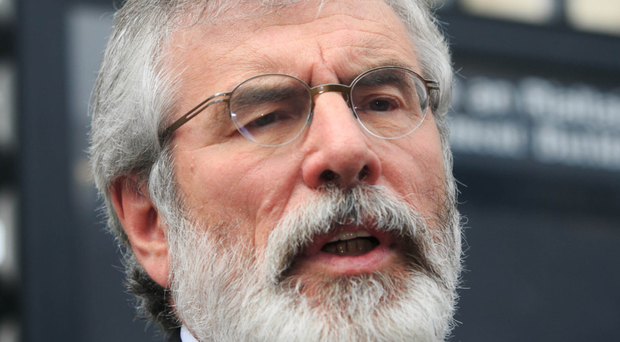 We must convince unionists to support united Ireland: Gerry Adams