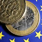 The falling value of the pound against the euro has boosted firms in Northern Ireland
