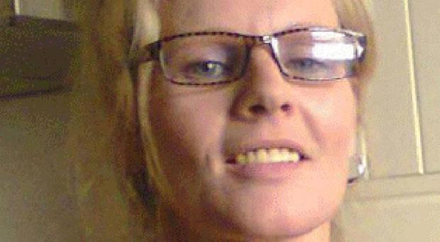 Caron Smyth, who was murdered by violent offender Shaun Hegarty, three days after being released from police custody over an earlier alleged assault (Police Ombudsman's Office/PA)