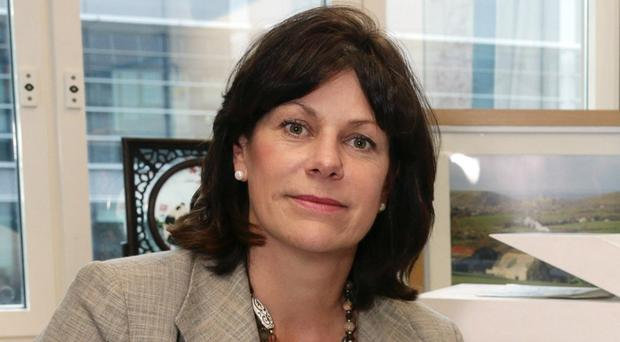 Minister for Industry Claire Perry