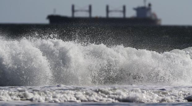 The first named storm of the year, Storm Aileen, has brought powerful winds to parts of the UK