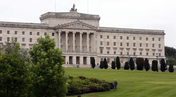 Ministers have not sat at Stormont for months