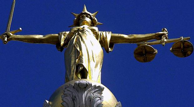 Alleged victim claimed accused forced his way into the property