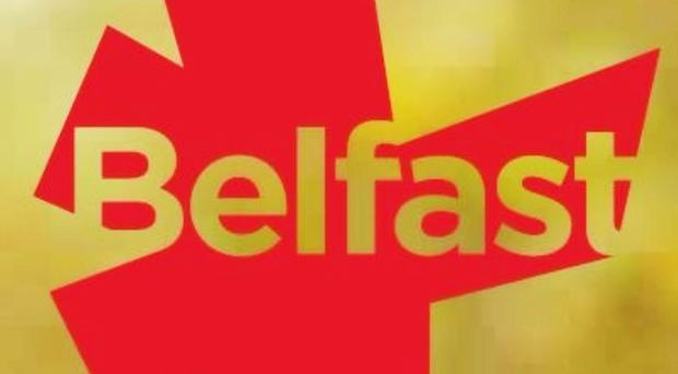 Belfast City Council's new logo