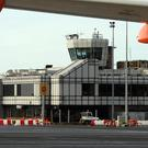 The number of passengers passing through Belfast International Airport's terminals jumped to 5.1 million