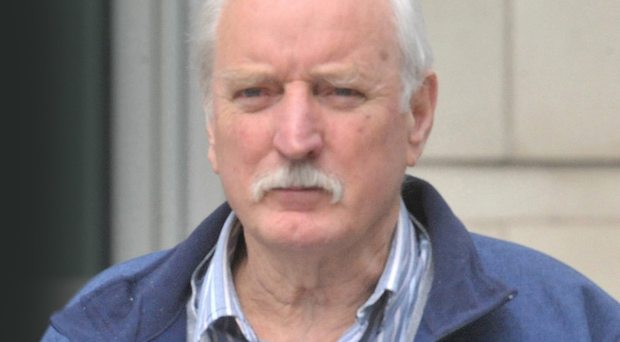 Ivor Bell at an earlier appearance