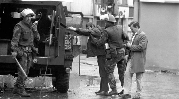 Operation Motorman was an Army bid to regain control of areas of Londonderry deemed to be
