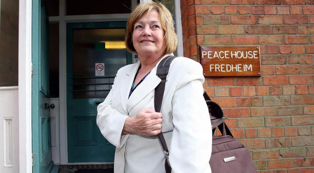 Mairead Maguire said the North Korean people are 'gentle, loving and kind'