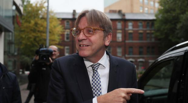 The European Parliament's chief Brexit negotiator, Guy Verhofstadt, has warned the UK's position on Brexit is unclear
