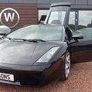 A Lamborghini Gallardo is among the items on offer at Wilsons Auctions