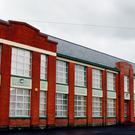 Dromore Central Primary School, where Isobel Anderson was a pupil