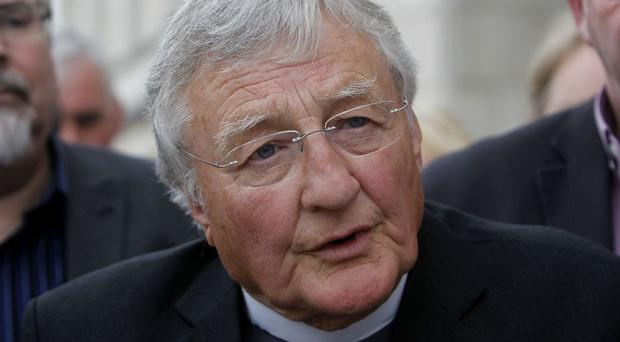 Rev Harold Good was an independent witness as the IRA destroyed its guns in 2005