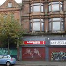 The building at 156-164 North Street has now been listed by Belfast City Council