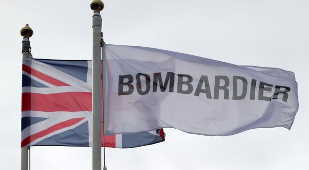 Belfast factory jobs at risk amid Bombardier and Boeing feud