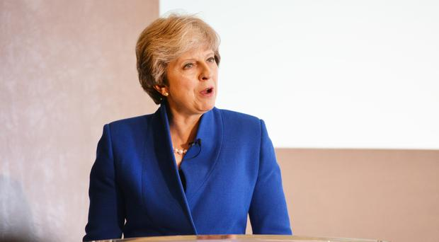 Prime Minister Theresa May criticised 'creeping protectionism' after a US ruling imposed tariffs on planes partly made in Northern Ireland