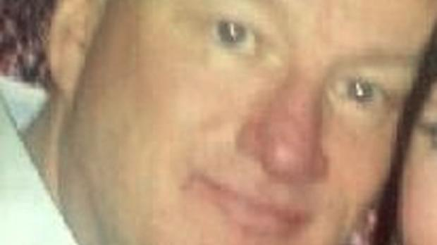George Gilmore, 44, a prominent loyalist who was been shot dead as part of a suspected paramilitary feud.