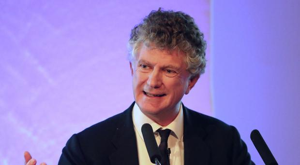 Jonathan Powell addresses the annual Headmasters' and Headmistresses' Conference