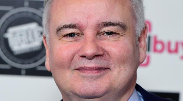 Eamonn Holmes is a patron of the Northern Ireland Kidney Patients' Association