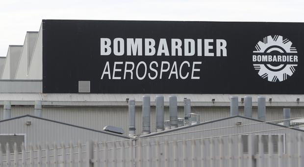 Bombardier employs more than 4,000 people at its Belfast factories