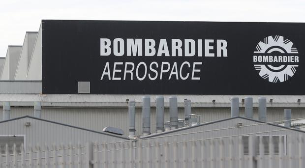 Canadian-owned multinational Bombardier employs more than 4,000 people in Belfast