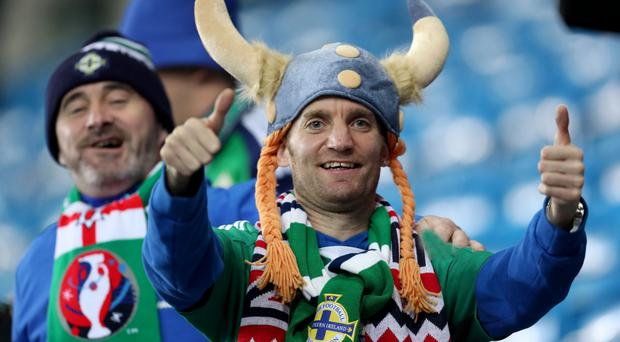 Northern Ireland secure play-off place despite defeat but Scotland miss out