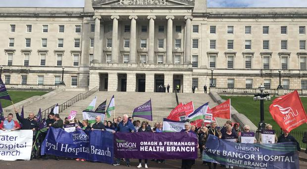 Unison urged trusts responsible for implementing the savings to challenge the Department of Health