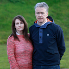Niamh and Peter Dolan, whose son Enda was killed by driver who had taken alcohol and drugs