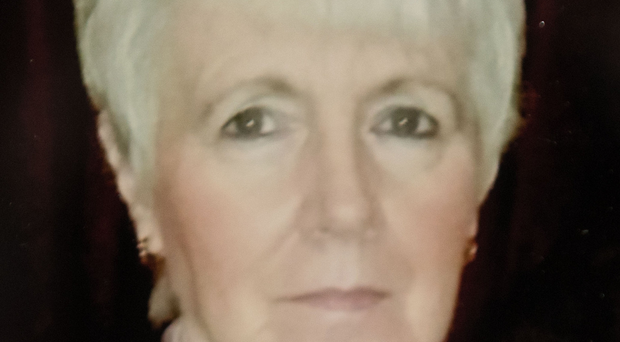 Geraldine Dallas who died from ovarian cancer