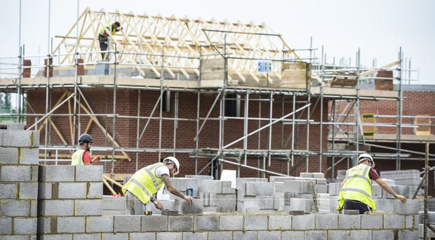 Brexit: Builders oppose hard border with the Republic of Ireland