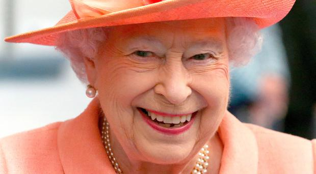 A love song has been written to celebrate the Queen and the Duke of Edinburgh's platinum wedding anniversary
