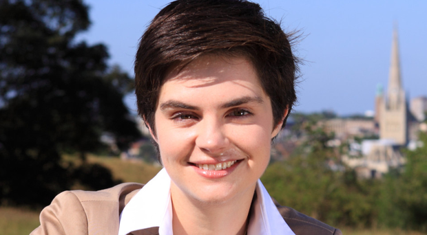 NI Office minister Chloe Smith