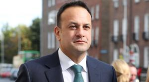 Leo Varadkar said he thought people in Northern Ireland wanted their politicians to get together and start making sure it had a unique voice in the Brexit negotiations